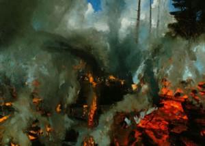 FIRE TREE, 2007